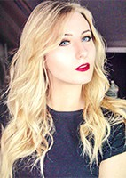 Single Polina from Poltava, Ukraine