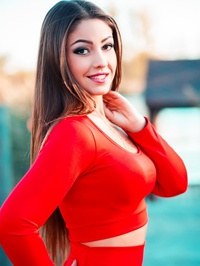 Russian single Darina from Poltava, Ukraine