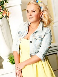 Russian Bride Lyudmila from Irpen, Ukraine