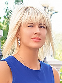 Single Anna from Irpen, Ukraine