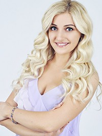 Russian woman Oksana from Kharkov, Ukraine