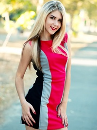 Russian single Violetta from Rubezhnoe, Ukraine