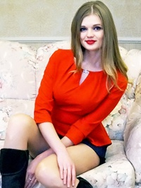 Russian single Ilona from Nikolaev, Ukraine