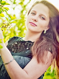 Russian Bride Nadezhda from Rovno, Ukraine