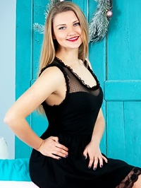 Russian Bride Valeria from Zhitomir, Ukraine