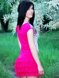 Russian woman Dariya from