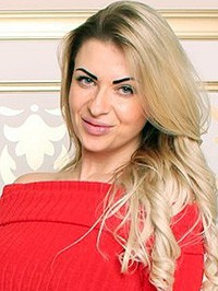 Russian single woman Antonina from Kiev, Ukraine