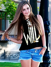 Russian woman Elena from