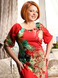 Russian single woman Tatiana from Kiev, Ukraine
