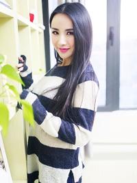 Asian woman Yuanrui from Zhengzhou, China
