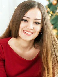 Russian Bride Kristina from Mariupol, Ukraine