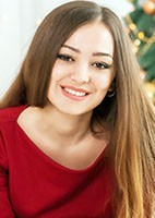 Russian single Kristina from Mariupol, Ukraine