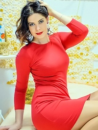 Russian Bride Vera from Nikolaev, Ukraine