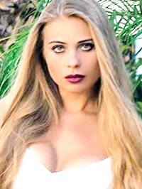 Single Olga from Donetsk, Ukraine