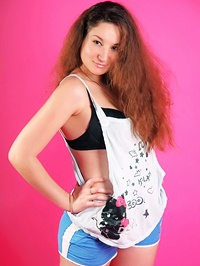 Russian woman Yuliya from