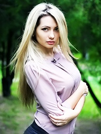 Russian single woman Anna from Konstantynovka, Ukraine