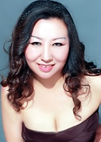 Asian lady Yan (Maria) from Fushun, China, ID 40915