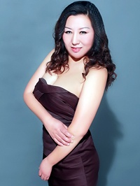 Single Yan (Maria) from Fushun, China