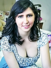 Russian Bride Anzhela from Kherson, Ukraine