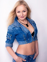 Russian Bride Nina from Nikolaev, Ukraine