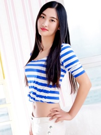 Single SiQi (Clara) from Fushun, China
