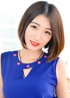 Asian lady Shuang (Queena) from Shenyang, China, ID 40964