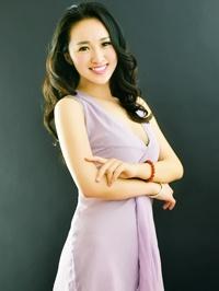 Asian lady ZhiXu (Andrea) from Dalian, China, ID 40967