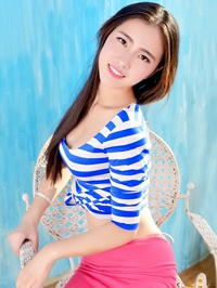 Single JiaNan (Yvette) from Tanshi, China