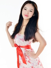 Asian Bride Qianwen (Daisy) from Liaoyang, China