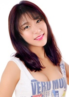 Russian single Ying (Gina) from Shenyang, China