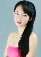 Asian lady Fanchao (Alisa) from Dandong, China, ID 41075