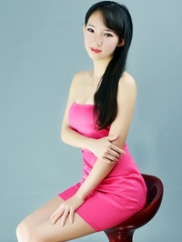 Single Fanchao (Alisa) from Dandong, China