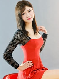 Asian single woman Ruihan (Han) from Yanji, China