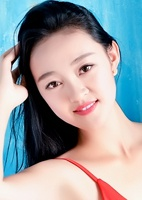 Russian single Yujin (Jodie) from Benxi, China