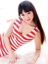Asian woman Meng from Shenyang, China