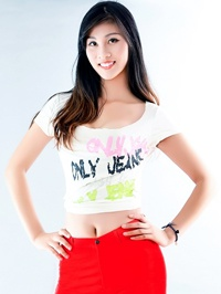 Single Weichen (Emily) from Dalian, China