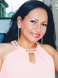 Latin Bride Yudy Angelica from Santiago de Cali, Colombia