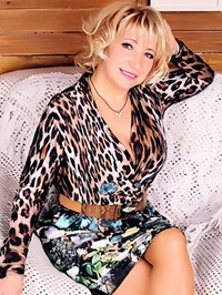 Russian Bride Lyudmila from Kiev, Ukraine