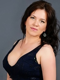 Single Irina from Gorskoe, Ukraine