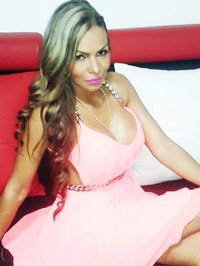 Latin woman Savelly from Cauca, Colombia