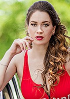 Russian single Marina from Kiev, Ukraine