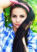 Single Daria from Krasnoarmejsk, Ukraine