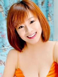 Asian woman Mingjie (Anna) from Fushun, China
