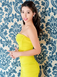 Asian Bride Yuting (Rita) from Dashiqiao, China