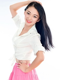 Single Yan (Mandy) from Xinzhou, China