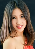 Russian single Shuang (Linda) from Yushu, China