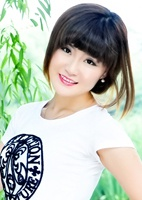 Asian lady Yiqing (Nancy) from Fushun, China, ID 41345