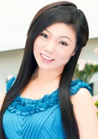 Asian lady Jingya (Angela) from Fushun, China, ID 41347