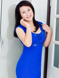 Asian woman Xin (Grace) from Fushun, China