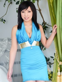 Asian woman Mei (Junmei) from Fushun, China